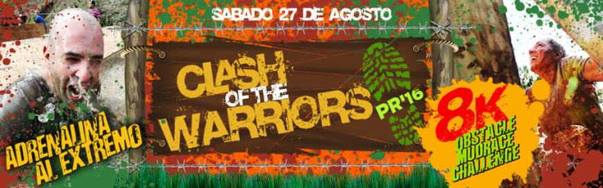 Clash of the Warriors 2016