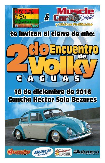 Encuentro de Volky Caguas