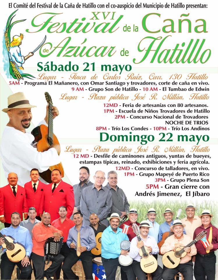 Festival de la Caña de Azúcar de Hatillo 2016