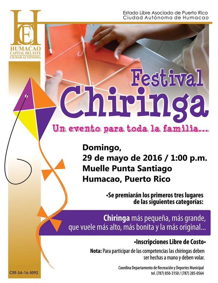 Festival de la Chiringa 2016