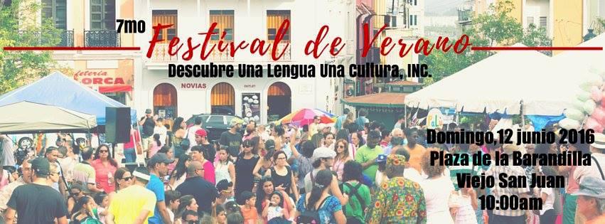 Festival de Verano 2016- %22Puerto Rico te Toca..%22