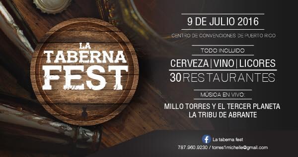 La Taberna Fest 2016
