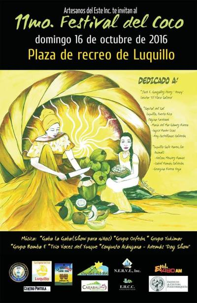Festival del Coco 2016