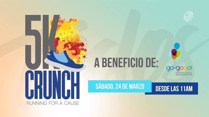 5K Crunch Running for a Cause