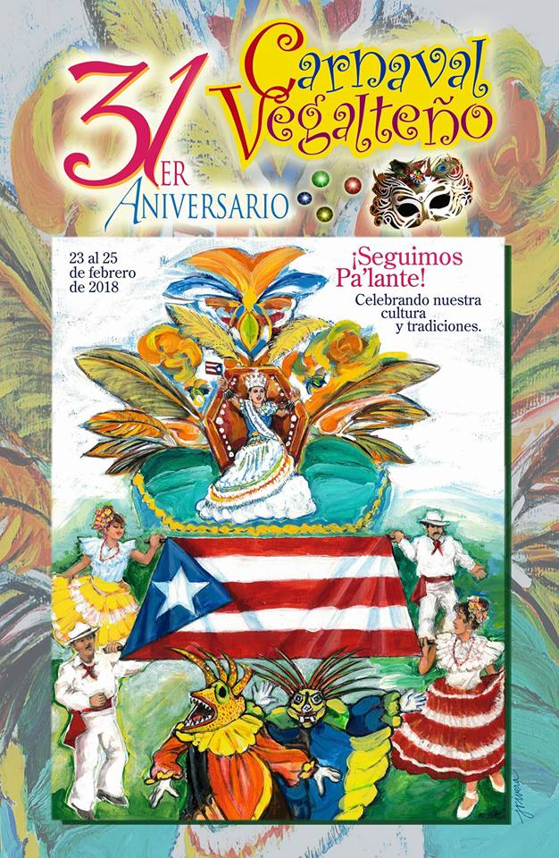 Carnaval Vegalteño 2018 1