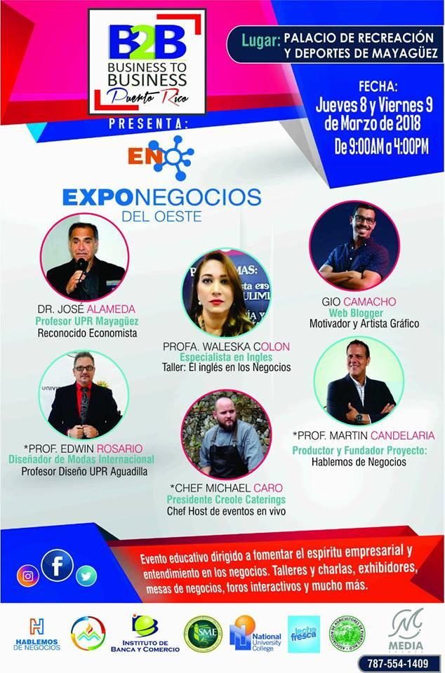Expo Negocios del Oeste