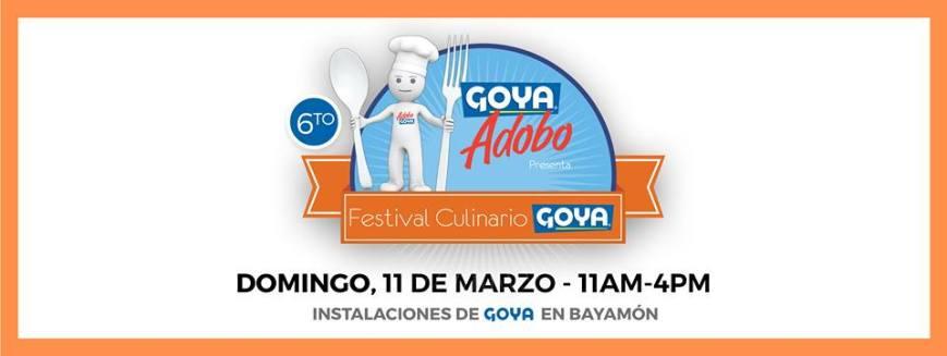 Festival Culinario Goya 2018