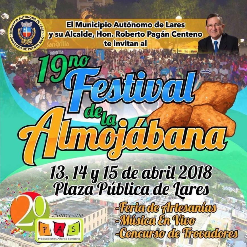 Festival de la Almojábana 2018