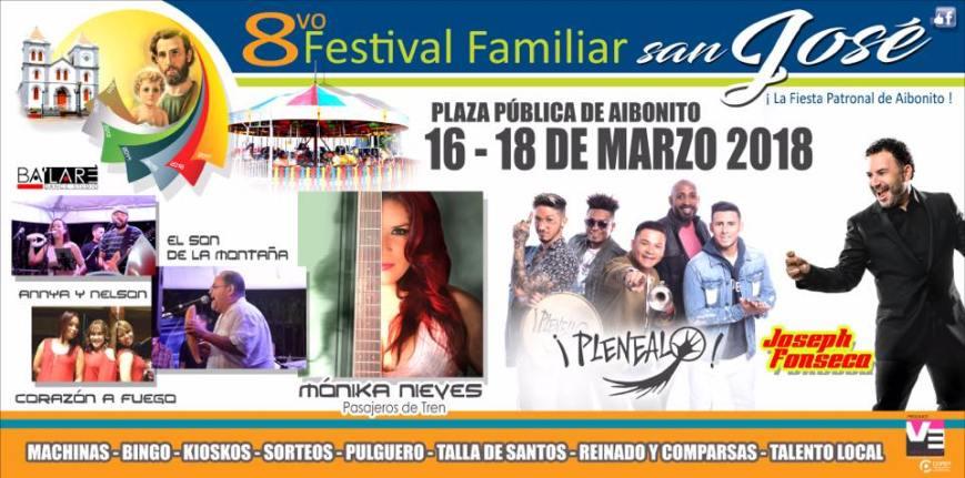 Festival Familiar San José 2018