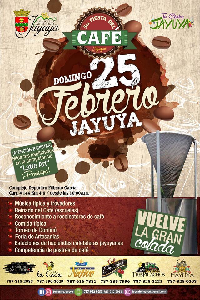 Fiesta del Café 2018