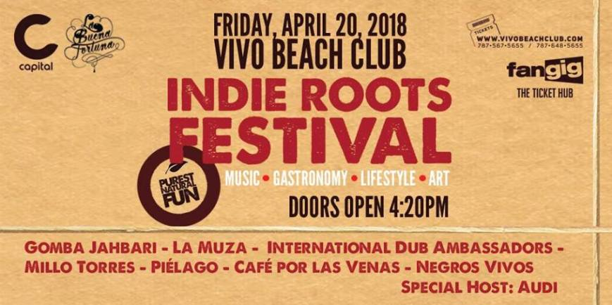 Indie Roots Festival