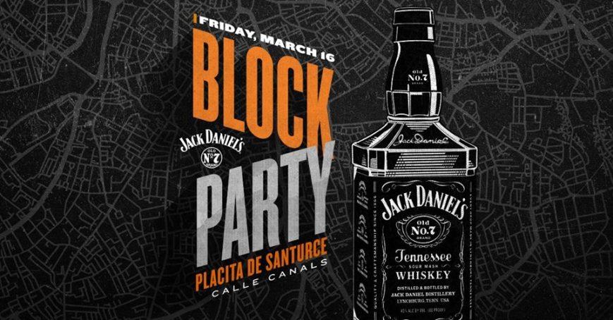 Jack Daniel's Block Party