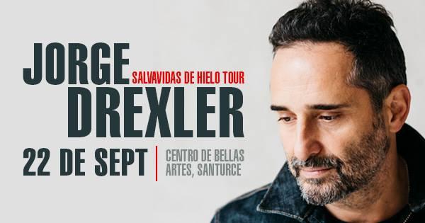 Jorge Drexler @ Centro de Bellas Artes