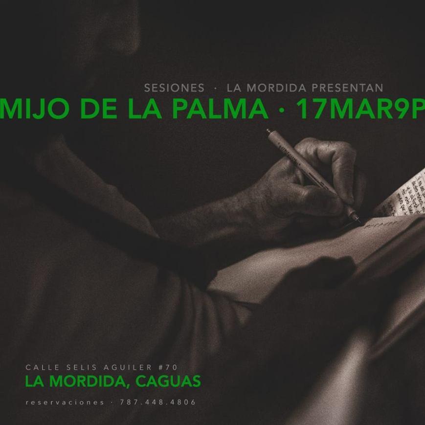 Mijo de la Palma @ Caguas
