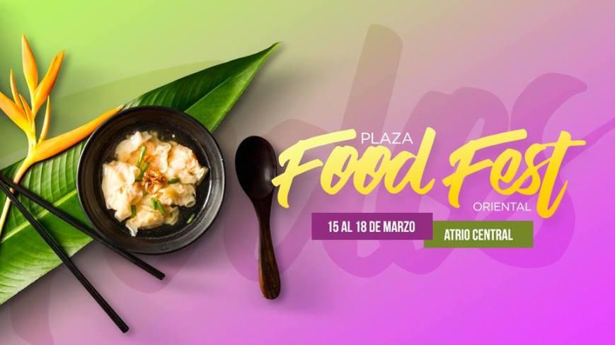 Plaza Food Fest Oriental