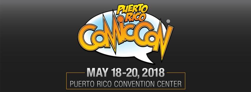 Puerto Rico Comic Con 2018