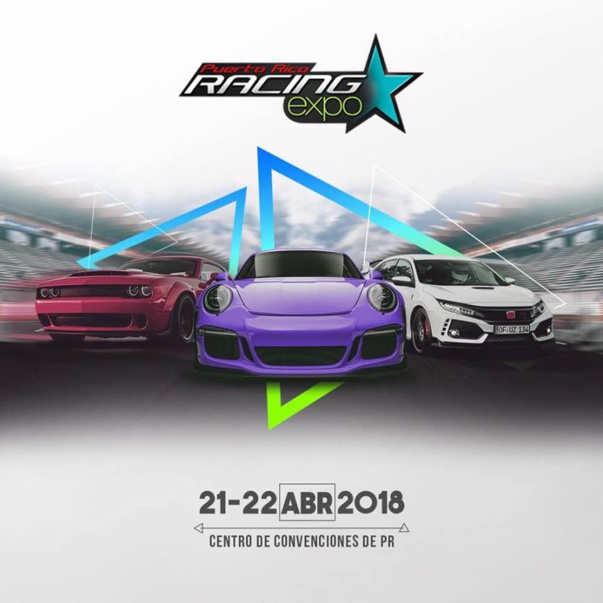 Puerto Rico Racing Expo 2018