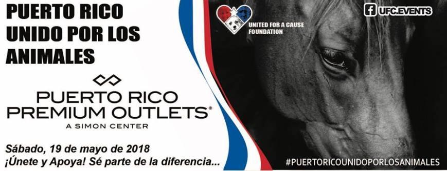 Puerto Rico Unido Por Los Animales- Premium Outlets, Barceloneta