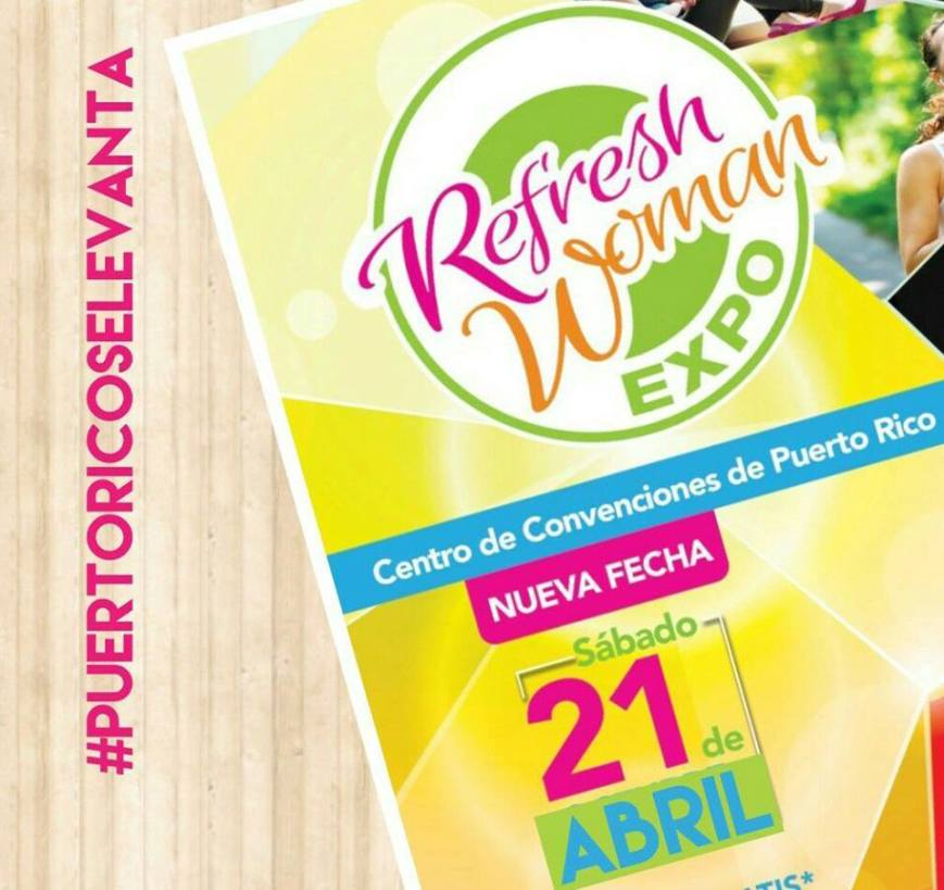 Refresh Woman Expo 2018
