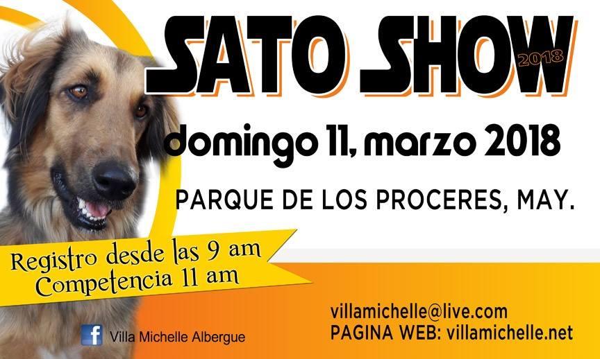 Sato Show 2018