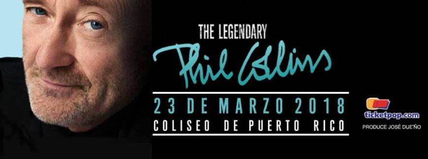 The Legendary Phil Collins