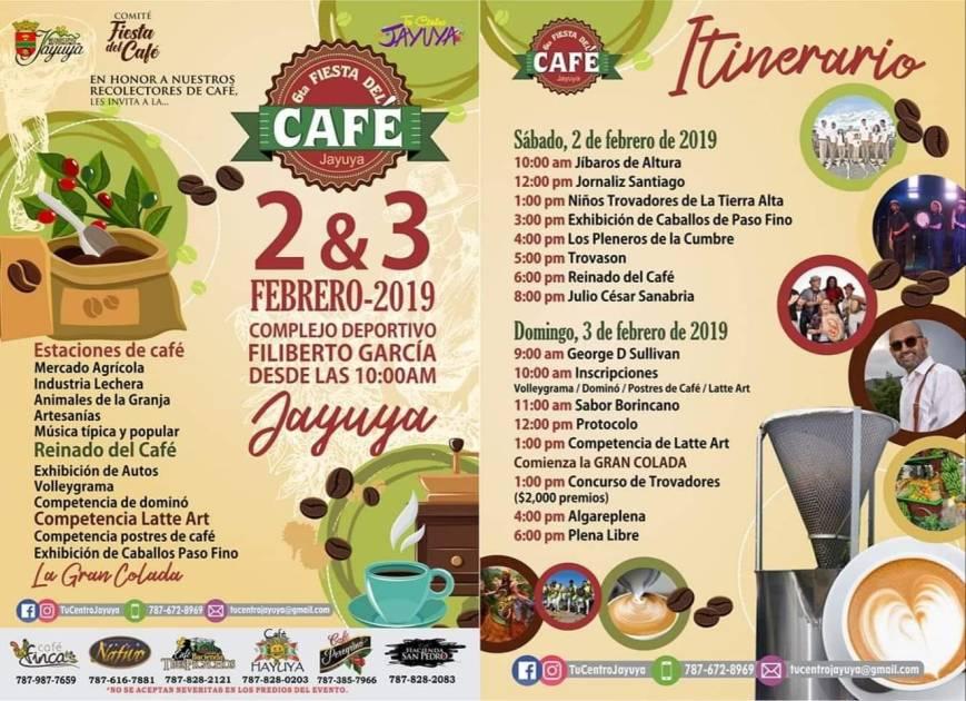 fiesta del café 2019