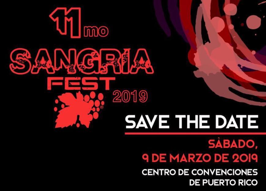 Sangría Fest 2019